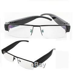 32gb Full Hd Versteckte Mini Kamera Spy Spion Brille Spycam Videoüberwachung A72