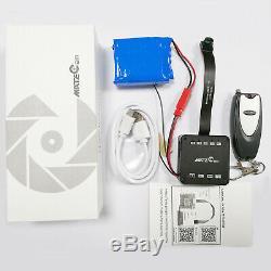 4K Hidden Camera WiFi Mini Camera Wireless Motion Detection Nanny Cam Security