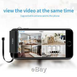 720P Mini Wifi Wireless Hidden Spy Camera Motion Detection Security Cam FREDI