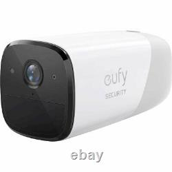ANKER EUFY Cam 2 Indoor/Outdoor 1080p Wi-Fi Wire-Free Add-On Security Camera