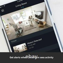 Amazon Cloud Cam 1080p Security Camera and Echo Show 5 Smart Display Bundle