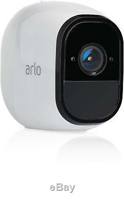 Arlo Pro VMC4030 Add-on Security Camera, Rechargeable Wire-Free HD Cam withAudio