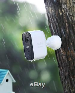 Eufy 2C Wire-Free HD Security Cam with Home Base 2 Kit (4 cameras)