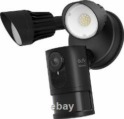 Eufy Security Floodlight Cam 2k Black