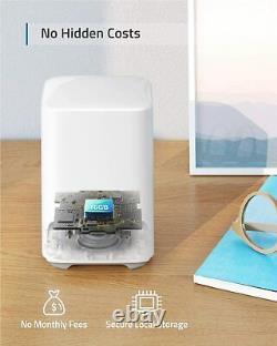 Eufy Security Smart Wireless System eufyCam 2C 1080P Battery Camera withAlexa IP67