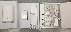 Eufy Security, eufyCam 2C 3-Cam Kit, Wireless Home Security System with 180-D