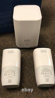 Eufy Security eufyCam 2 Wireless Home Security Camera System, 2-Cam Kit