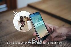 Furbo Dog Camera HD Wifi Cam, 2-Way Audio, and Treat Tossing