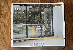 Google NC4101US Nest Cam IQ Outdoor Security Camera 8MP 1/2.5 Color