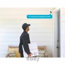 Google Nest Cam 1080p Wi-Fi Outdoor Security Camera