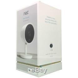 Google Nest Cam IQ Indoor Full HD Wi-Fi Home Security Camera White