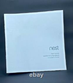 Google Nest Cam IQ Outdoor Camera HD IP66 8 Megapixel Tested