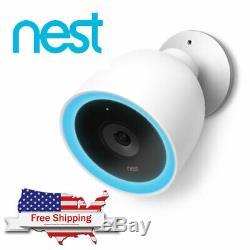 Google Nest Cam IQ Outdoor Wi-Fi 1080p Security Camera (NC4100CA)