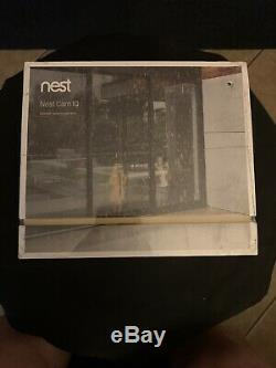 Google Nest Cam IQ Outdoor Wireless Security Camera White (NC4100US) NIB