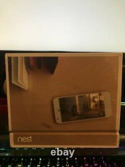 Google Nest Cam IQ Wireless Outdoor Security Camera White (NC4101US)