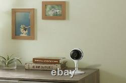 Google Nest Cam Indoor Wired Indoor Camera for Home Security White