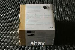 Google Nest Cam Outdoor 1080p Security Camera White Brand New, Sealed