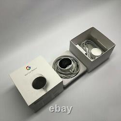 Google Nest Cam Outdoor 1080p Security Camera White Complete NC2100ES