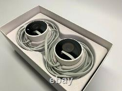 Google Nest Cam Outdoor Security Camera 2 Pack NC2400ES Used