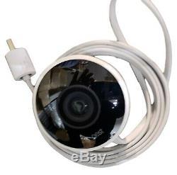 Google Nest Cam Outdoor Smart Security Rain Shine 1080P HD Camera NC2100ES White