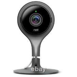 Google Nest Hello Smart Wi-Fi Video Doorbell (NC5100US) with Indoor Security Cam B