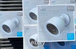 NEST Cam IQ Outdoor Pro Edition Smart Security Camera 5 year warr Sealed NEW