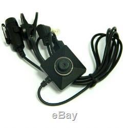 NEW Lawmate Mini 700 Resolution Button Screw Camera Covert Analog Cam BU-19