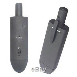 NEW Wireless Pocket Video Hidden Body Camera DVR Pin Hole Security Cam Recorder