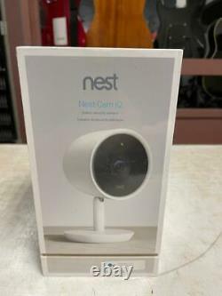 Nest Cam IQ Indoor Wi-fi 1080p IP Security Camera White