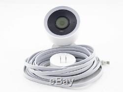 Nest Cam IQ Outdoor Security Camera White NC4100US