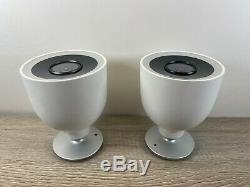 Nest Cam IQ Outdoor Security Cameras 8MP 1920 x 1080 White (2 Pack)