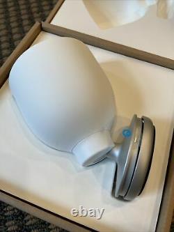 Nest Cam IQ Outdoor Wireless Camera White (NC4101US) NO CORD PROVIDED