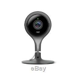 Nest Cam Indoor Security Camera Wireless Video with Smartphone App NC1102ES