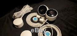 Nest Cam Outdoor Security Camera (2-Pack) USED