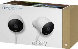 Nest Cam Outdoor Security Camera 2 pack Brand New