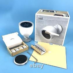 Nest NC4100US Cam IQ Outdoor Smart Wi-Fi Surveillance Security Camera A0055