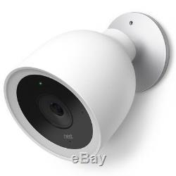 Nest NC4101US Nest Cam IQ Outdoor Camera