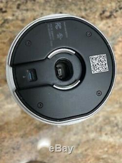 @@@ Nest Outdoor Cam IQ 1 Year Old Cable and power adapter included @@@