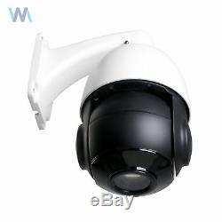 Network 30XOptical Zoom Outdoor CCTV PTZ HD 1080P IP Camera Dome Security IR Cam