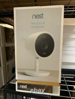 OB Google Nest Cam IQ Indoor Security Camera NC3100US