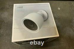 OB Nest Cam IQ Outdoor Weatherproof Smart Wi-Fi Security Camera NC4100US