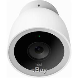 OPEN BOX Google Nest Cam IQ Outdoor Security Camera NC4100US SAME DAY SHIP
