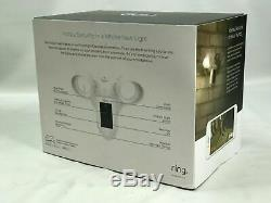 Ring Floodlight Cam Motion Activated Security Camera Brand New Black or White