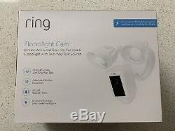 Ring Floodlight Cam Outdoor Security Camera BRAND NEW Factory Sealed