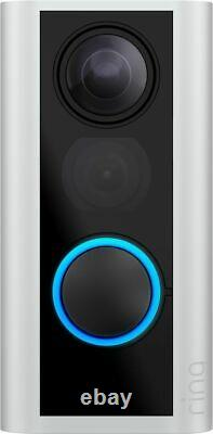 Ring Peephole Cam HD Video Doorbell with 2-Way Talk