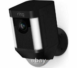 Ring Spotlight Cam Battery HD Camera with Two-Way Talk & Spotlights Security Cam