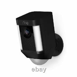 Ring Spotlight Cam Battery HD Security Camera with Built Two-Way Talk and Siren