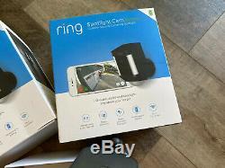 Ring Spotlight Cam Battery Outdoor Security Camera & Spotlight 8SB1S7 2 PACK