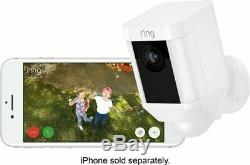 Ring Spotlight Cam Battery outdoor security camera 2-Pack NEW FACTORY SEALED