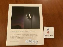 Ring Spotlight Cam Wired Security Camera 8SH1P7-BEN0 Black -Alexa NEW